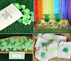 ideas for st patrick u0027s day party celebrations at home