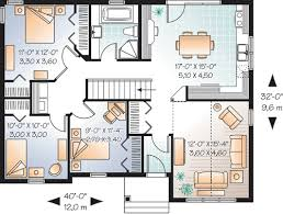 house plans starter home home plan