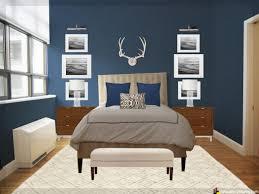 Schlafzimmer Farbe Blau Hervorragend Gemac2bctliche Innenarchitektur Wohnzimmer Farben