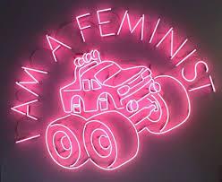I Am Light Yael Bartana I Am A Feminist Artsy