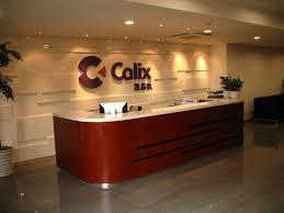 Front Desk Reception Front Desk Reception Apac O Calix Office Photo Glassdoor