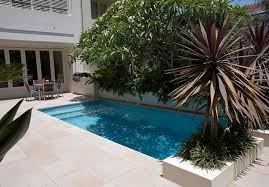 Small Backyard Ideas Designing Chic Outdoor Spaces With Swimming - Swimming pool backyard designs