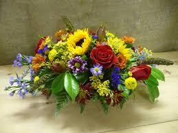 pretty flower arrangements the basket bouquet fall f centerpiece