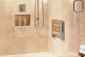 Fold Down Bench Seat Moen Fold Down Shower Seat U2013 Teak Ada Grab Bars U2013 Order Inbulk