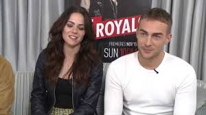 the royals cast teases jasper eleanor s future
