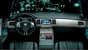 lexus interior night car picker jaguar xf interior images