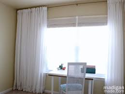 Really Curtains Extraordinary Wide Curtain Rods 11 For Ombre Shower Curtain