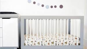 Babyletto Hudson Convertible Crib Babyletto Hudson 3 In 1 Convertible Crib With Toddler Rail Modern