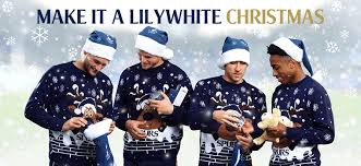 christmas at spurs tottenhamhotspur com