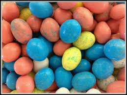 malted easter eggs easter candy no one likes in their baskets or eggs the lone girl