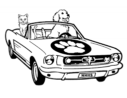enter our car show coloring contest nh humane society