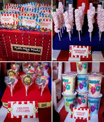 Circus Candy Buffet Ideas the 25 best circus party foods ideas on pinterest circus food