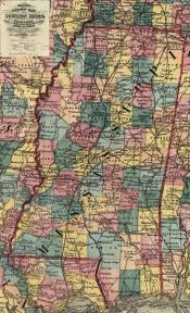 County Map Of Mississippi State Of Mississippi Ancestral Trackers Maps