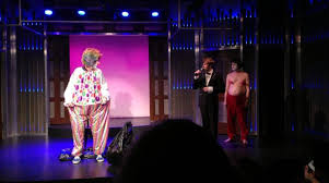 you paid to die tonight the groundlings theater comedy