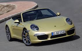 2012 porsche 911 s price 2012 porsche 911 cabriolet drive motor trend