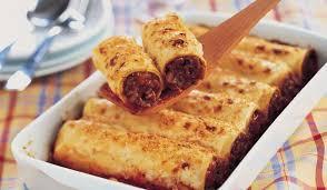 cuisine italienne cannelloni cannelloni à la bolognaise surgelés les plats cuisinés picard