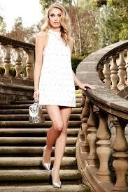 keepsake come a little closer dress ivory dress sequin dress