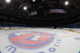 the ice is removed from nassau coliseum for the final time the
