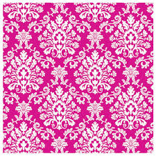 pink wrapping paper bright pink brocade jumbo gift wrap birthdayexpress