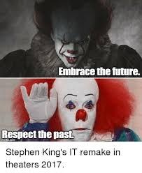 25 best memes about stephen king s it stephen king s it memes