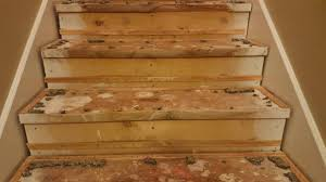 staining your stairs psa youtube