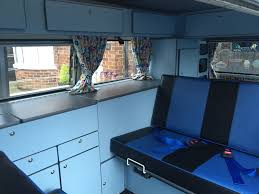 Vw T2 Campervan Interiors Wudwurx Joinery Real Campervan Enthusiast Using His Knowledge And