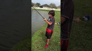 backyard tilapia fishing youtube