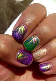 mardi gras nail 31 fantastic mardi gras nail ideas plus black nail ideas xgea co