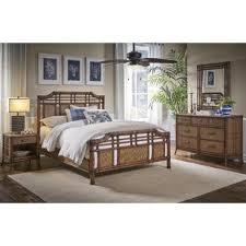 tropical bedroom sets you u0027ll love wayfair