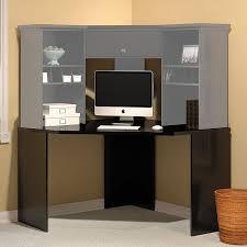 Morgan Corner Computer Desk by Amazon Com Stockport Corner Desk In Classic Black Kitchen U0026 Dining