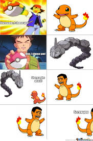 Pokemon Battle Meme - pokemon battle by sohighstudio meme center