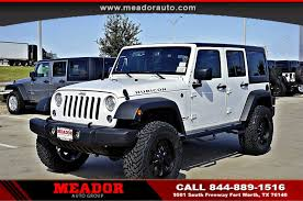 rubicon jeep colors jeep wrangler unlimited in fort worth tx meador dodge chrysler