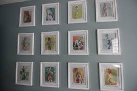 Gallery Wall Frames by My Favorite Source For Inexpensive Gallery Wall Art Calendars