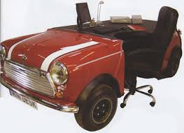 ministatements car desk ohgizmo