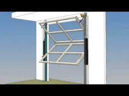 Renlita Overhead Doors Renlita Doors Series 3000 Foldaway Door