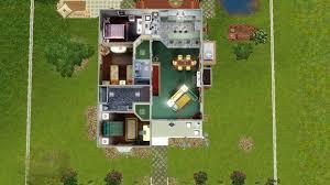 mod the sims quasi bungalow