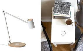 Ikea Bedside Tables Ikea Launches Wireless Charging Furniture Range Telegraph