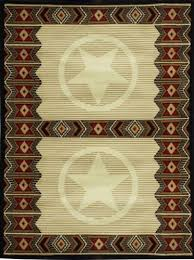 Western Style Area Rugs Rugs