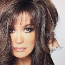 marie osmond hairstyles feathered layers marie osmond on marie osmond hair style and celebrity