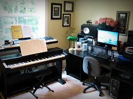 studio keyboard desk benefits of teaching in home studio musical meanderings