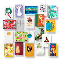 unique holiday u0026 christmas cards