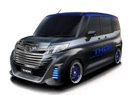 daihatsu daihatsu u0027s bringing 11 custom concepts to the tokyo auto salon