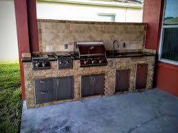 kitchen creative outdoor kitchens backsplash kitchen height