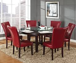 7 dining room sets steve silver hartford 7 dining room set w chairs