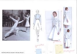ole de la chambre syndicale de la couture parisienne en mode sport onisep