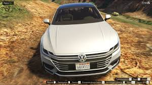 volkswagen sedan 2018 gta 5 2018 volkswagen arteon sedan youtube