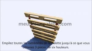 fabriquer un bureau avec des palettes sur la façon de faire un bureau avec des europalettes