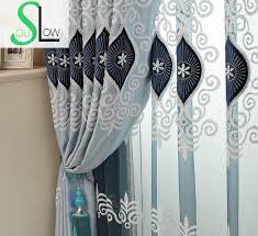 Kitchen Curtains Blue by Compare Prices On Kitchen Curtains Blue Online Shopping Buy Low