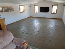 Laminate Flooring On Concrete Decorative Flooring Icoat Colorado