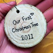 our tree ornaments diy rustic tree